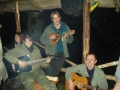 Šestá liga při otevírání country stodoly na Bařince 2005