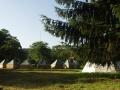 Tábor ve VVP Libavá - 2002