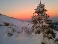 Malofatranský zimní podvečer